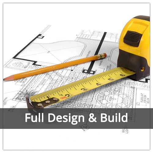 Full Design & Build Service