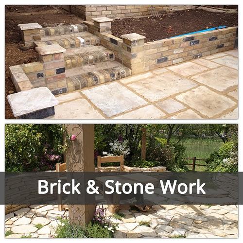 Brick & Stone Work
