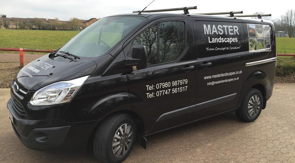 Master Landscapes Van